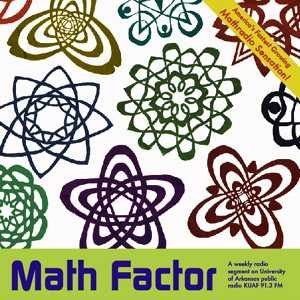 The Math Factor by C Goodman-Strauss  Kyle Kellams