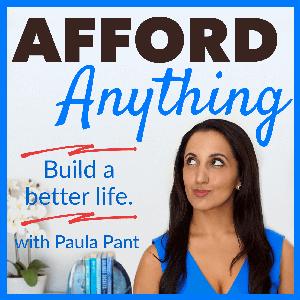 Afford Anything by Paula Pant