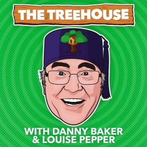 The Treehouse - with Danny Baker by Danny Baker