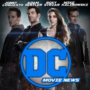 DC Movie News by Popcorn Talk Network