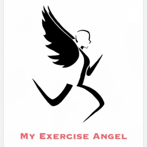 My Exercise Angel by Lisa Hanson