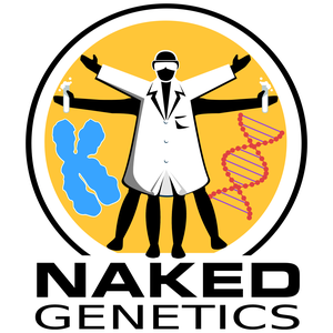 Naked Genetics, from the Naked Scientists by Phil Sansom