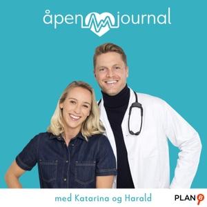 Åpen journal med Katarina og Harald by PLAN-B & Acast