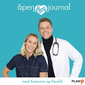 Åpen journal med Katarina og Harald by PLAN-B & Bauer Media