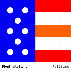 FiveThirtyEight Politics by FiveThirtyEight, 538, ABC News, Nate Silver