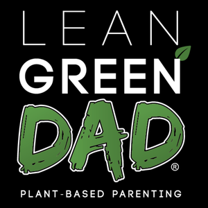 Lean Green DAD™ Radio by Parents On Demand Network | Cory Warren: A husband, father, vegan athlete, plant-based champion