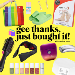 Gee Thanks, Just Bought It! by Forever35/Caroline Moss