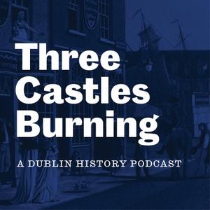 Three Castles Burning by Donal Fallon