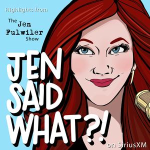Jen Said What?! by Jennifer Fulwiler