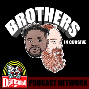 BROTHERS IN CURSIVE by Brian Redban