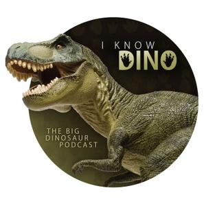 I Know Dino: The Big Dinosaur Podcast by Garret and Sabrina