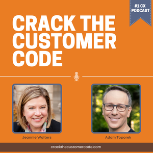 Crack the Customer Code by Adam and Jeannie