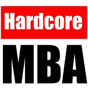 Hardcore MBA Podcast by Erlend Bakke: Entrepreneur, Author and Speaker