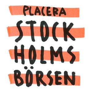 Placeras STOCKholmsbörsen by Placeras STOCKholmsbörsen
