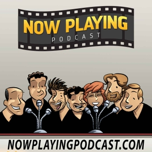 Now Playing - The Movie Review Podcast by Venganza Media, Inc.