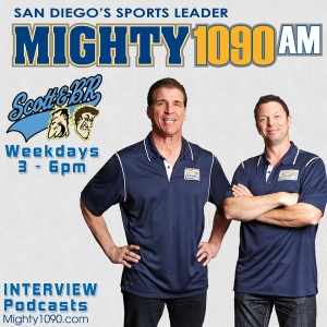 Scott and BR - Interviews by The Mighty 1090 - San Diego