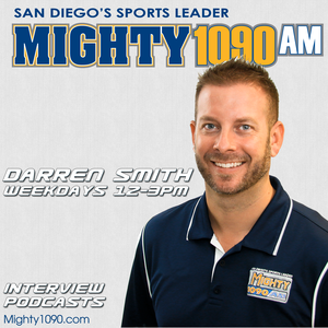 Darren Smith - Interviews by The Mighty 1090 - San Diego