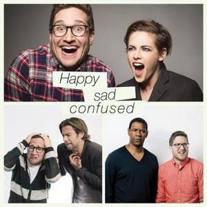 Happy Sad Confused by Josh Horowitz