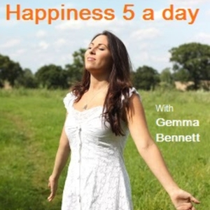 Happiness 5 a day by Gemma Bennett