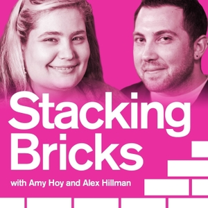 Stacking the Bricks: Creators and Entrepreneurs You Can Relate To by Alex Hillman, Amy Hoy