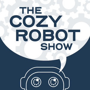 The Cozy Robot Show (Formerly Ask Science Mike) by Mike McHargue