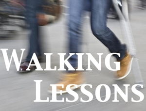 Walking Lessons for Christians Who Sometimes Fall Down by Nate Larkin