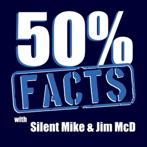 50% Facts by Jim McDonald | Mike Farr