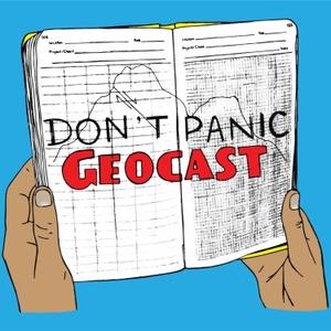 Don't Panic Geocast by John Leeman and Shannon Dulin