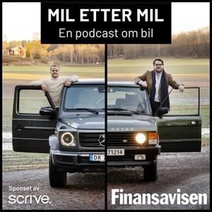 Mil etter mil - en podcast om bil by Finansavisen