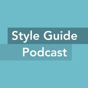 Style Guide Podcast by Anna Debenham and Brad Frost
