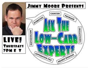 Ask The Low-Carb Experts by JImmy Moore
