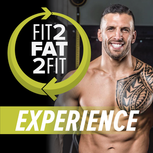 The Fit2Fat2Fit Experience by Drew Manning