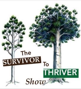 The Survivor to Thriver Show by Transformation Guru Samia Bano