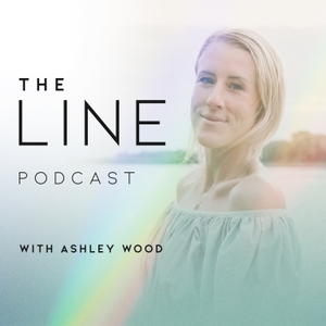 The Line with Ashley Wood by Ashley Wood