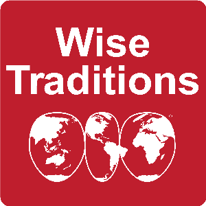 Wise Traditions by Weston A. Price Foundation w/ Hilda Labrada Gore