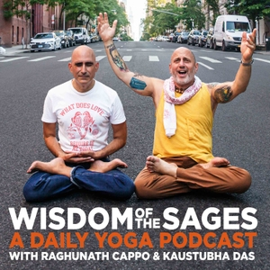 Wisdom of the Sages by Raghunath Cappo & Kaustubha Das