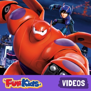 Big Hero 6 on Fun Kids by Fun Kids