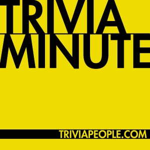 Trivia Minute by TriviaPeople.com by Trivia Minute by TriviaPeople.com