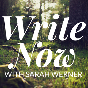 Write Now with Sarah Werner by Sarah Rhea Werner