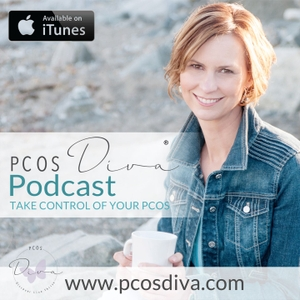 PCOS Diva Podcast by Amy Medling