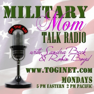 Military Mom Talk Radio by Sandra Beck