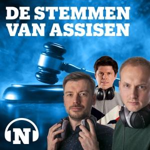 De Stemmen van Assisen by Het Nieuwsblad