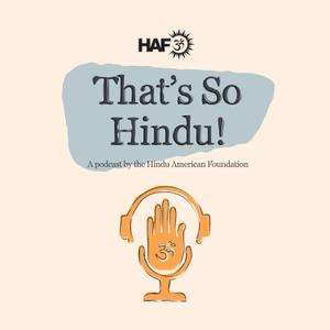 That's So Hindu by Hindu American Foundation