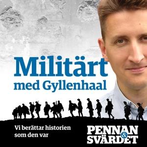 Militärt med Gyllenhaal by Pennan & Svärdet