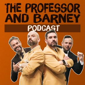 The Professor and Barney Podcast by Fox Sports Australia