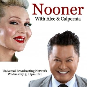 Nooner with Alec and Calpernia by UBNGO