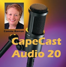 CapeCast Audio 20 by Connie Barron, Public Information Director