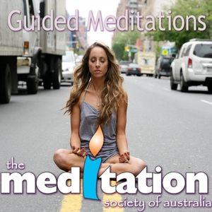 Meditation Peace - Guided Meditations audio podcast by Meditation Society of Australia