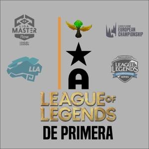 League of Legends de Primera by Ignacio Ayrolo