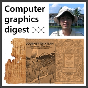 Computer graphics digest by Tae Wook, Kang